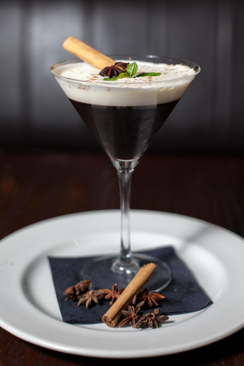 THE SUSSEX Santa's espresso martini (3)