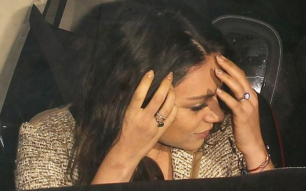 Ashton Kutcher And Mila Kunis Send The Rumour Mill Into Overdrive