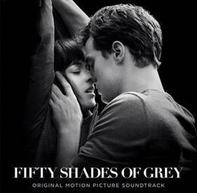 First Look Fifty Shades Of Grey Soundtrack And Artwork Revealed
