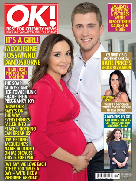 jacqueline jossa and dan osborne open up about shock pregnancy