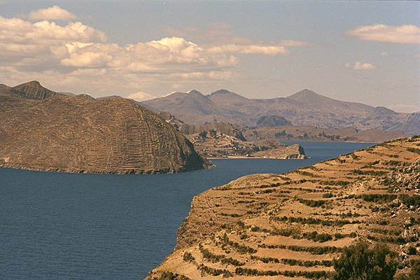 View-of-Lake-Titicaca-from-the-Island-of-the-Sun