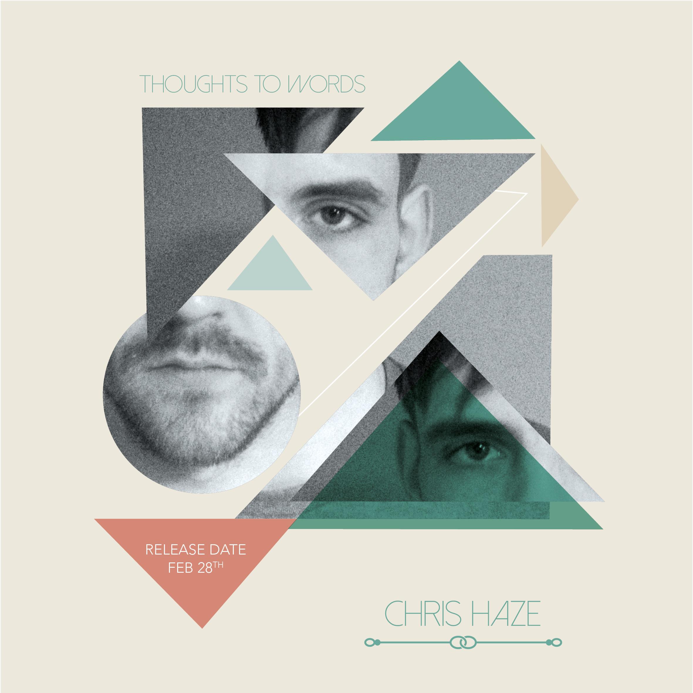 Chris Haze CD Cover