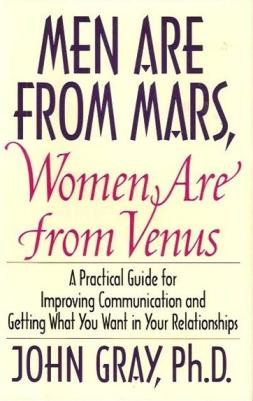 Men Are From Mars Women Are From Venus Dating