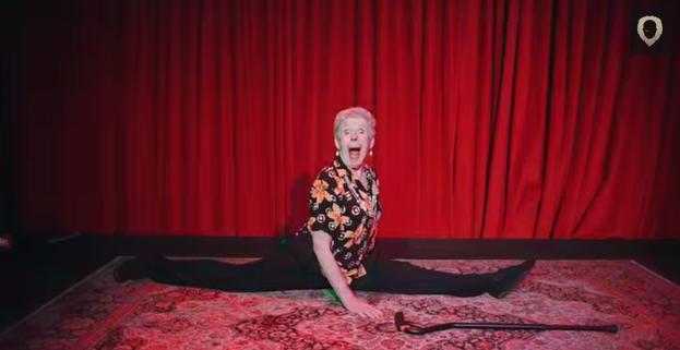 dancing granny