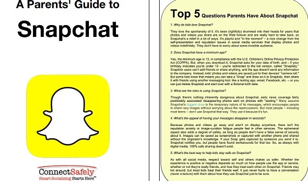Snapchat Releases List Of Rules Containing Strict Instructions For
