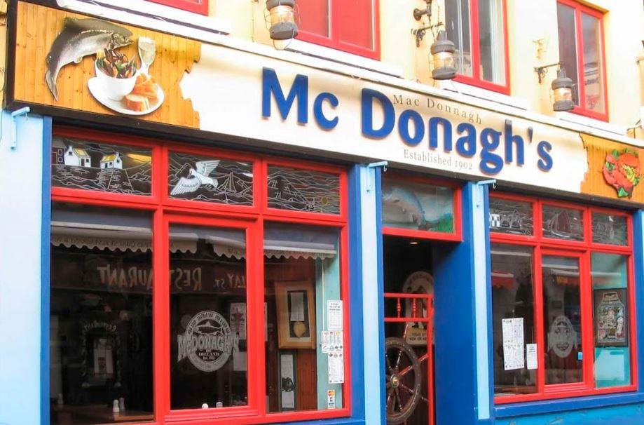 mcdonaghs galway
