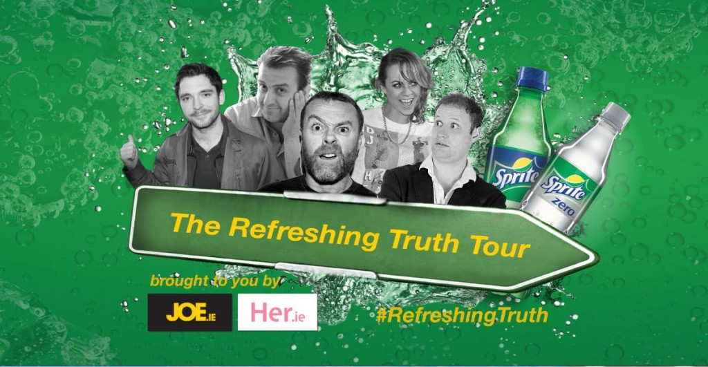 sprite refreshing truth tour