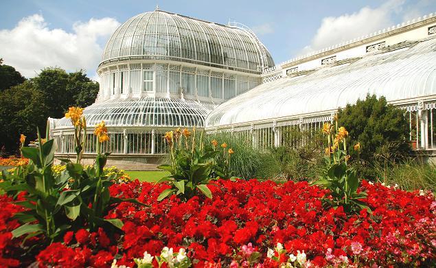 botanic garden sprite