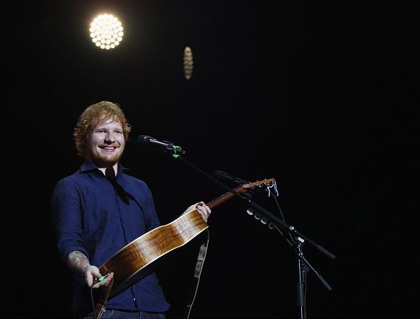 Ed Sheeran Tour - Sydney