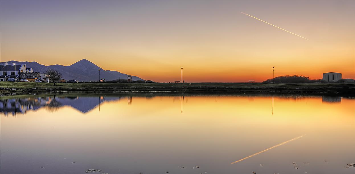 Sunset - Westport Quay