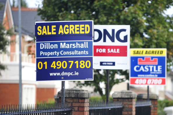 Residential Housing And Estate Agents As House Prices Rise