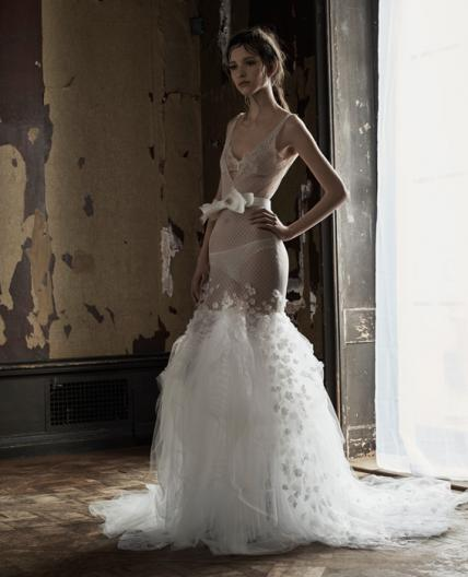 686046af0 You Won't Believe the New Trend from the Wedding Dress Master ...