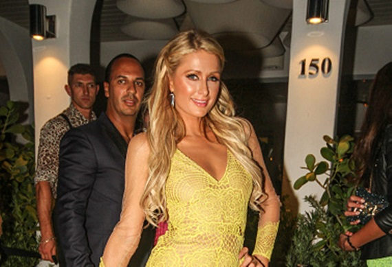 Paris Hilton calls Lindsay Lohan 'lame' and 'embarrassing'