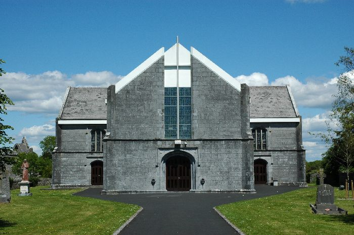 Tommy's funeral took place at Quin Church this week.