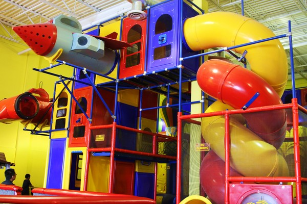Kids Party Rooms In Vaughan