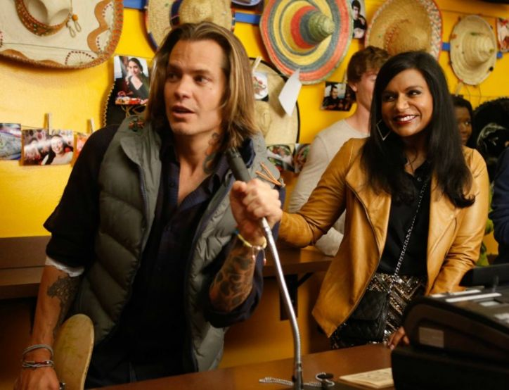 Timothy Olyphant The Mindy Project