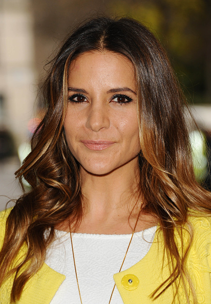 LONDON, ENGLAND - FEBRUARY 10:  Amanda Byram attends a lunch to celebrate the Year of Mexico at The Savoy Hotel on February 10, 2015 in London, England.  (Photo by Stuart Wilson/Getty Images,)