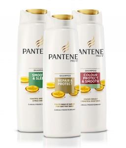 Pantene Group Shot