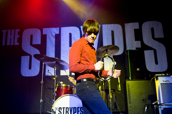 The Strypes Perform At Rescue Rooms In Nottingham