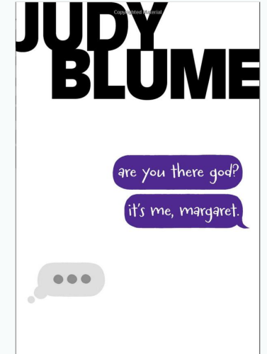 Judy Blume update