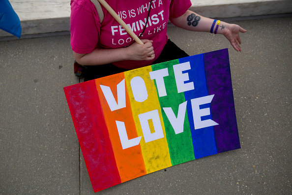 Gay Marriage Legalized Nationwide by U.S. Supreme Court
