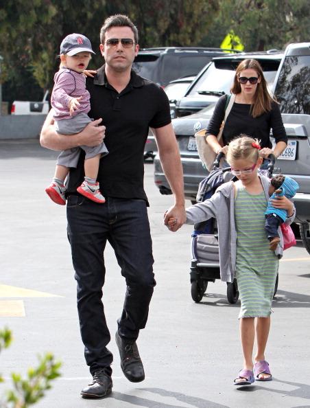 Celebrity Sightings In Los Angeles - August 11, 2013