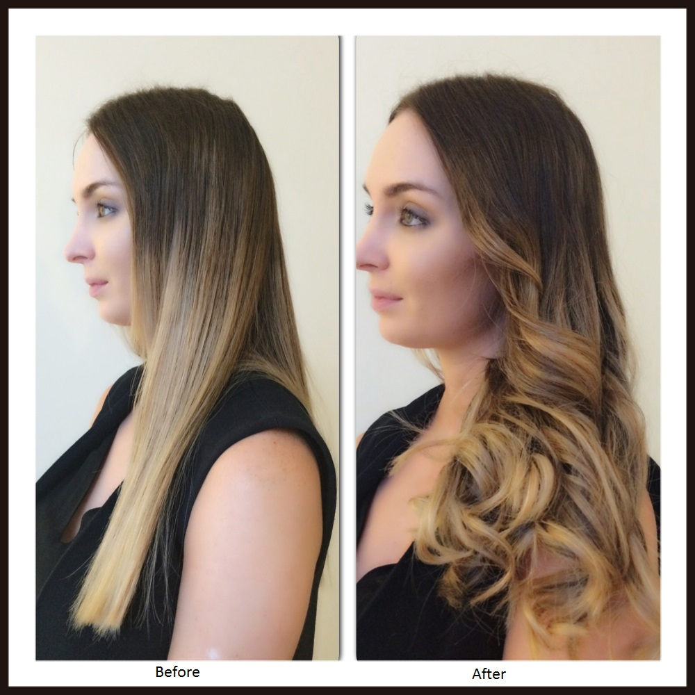 Beauty Review Great Lengths Hair Extensions Her