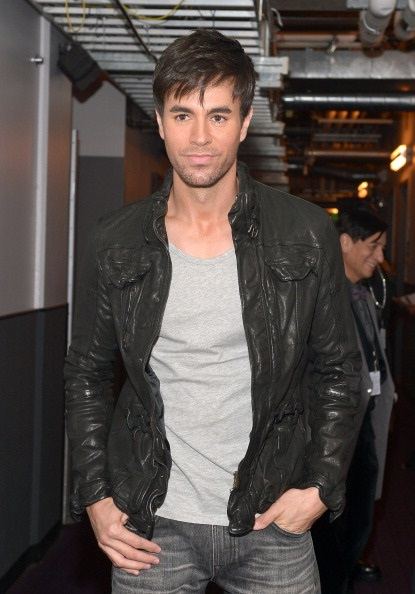 LOS ANGELES, CA - DECEMBER 06:  Recording artist Enrique Iglesias attends The GRAMMY Nominations Concert Live!! Countdown to Music's Biggest Night at Nokia Theatre L.A. Live on December 6, 2013 in Los Angeles, California.  (Photo by Charley Gallay/WireImage)
