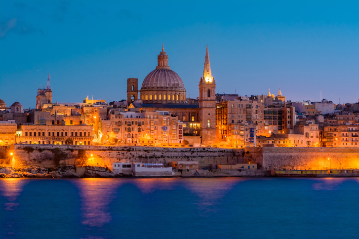 Home is where your passport is malta an island full of - Home salon la valette ...