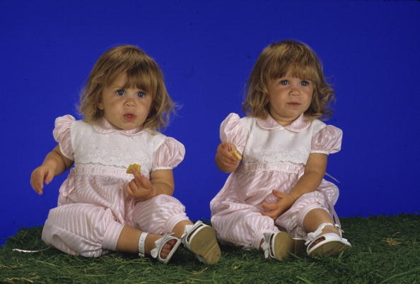 The Olsen Twins Set To...