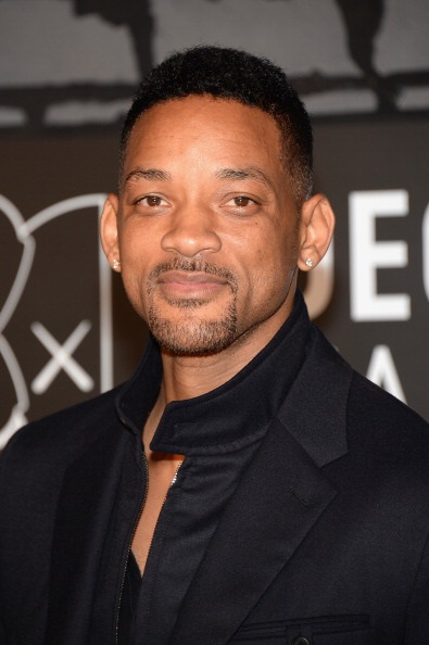 NEW YORK, NY - AUGUST 25:  Actor Will Smith attends the 2013 MTV Video Music Awards at the Barclays Center on August 25, 2013 in the Brooklyn borough of New York City.  (Photo by Jamie McCarthy/Getty Images for MTV)