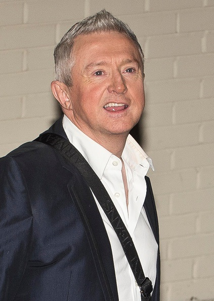 LONDON, UNITED KINGDOM - DECEMBER 06: Louis Walsh  is seen leaving 'The X Factor' held at Fountain Studios, Wembley on December 6, 2014 in London, England. (Photo by Niki Nikolova/GC Images)