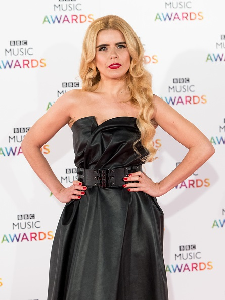 LONDON, ENGLAND - DECEMBER 11  Paloma Faith attends the BBC Music Awards at Earl's Court Exhibition Centre on December 11, 2014 in London, England.  (Photo by Ian Gavan/Getty Images)