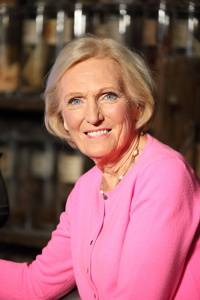 Oops! Mary Berry Just Revealed Who Gets Kicked Off Tonight