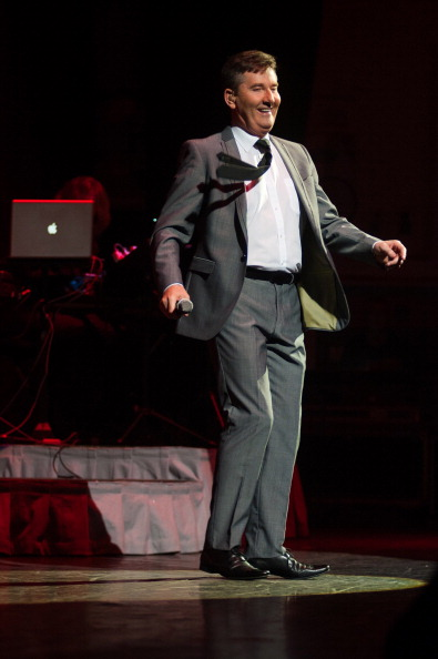 Daniel O'Donnell Performs At Usher Hall In Edinburgh