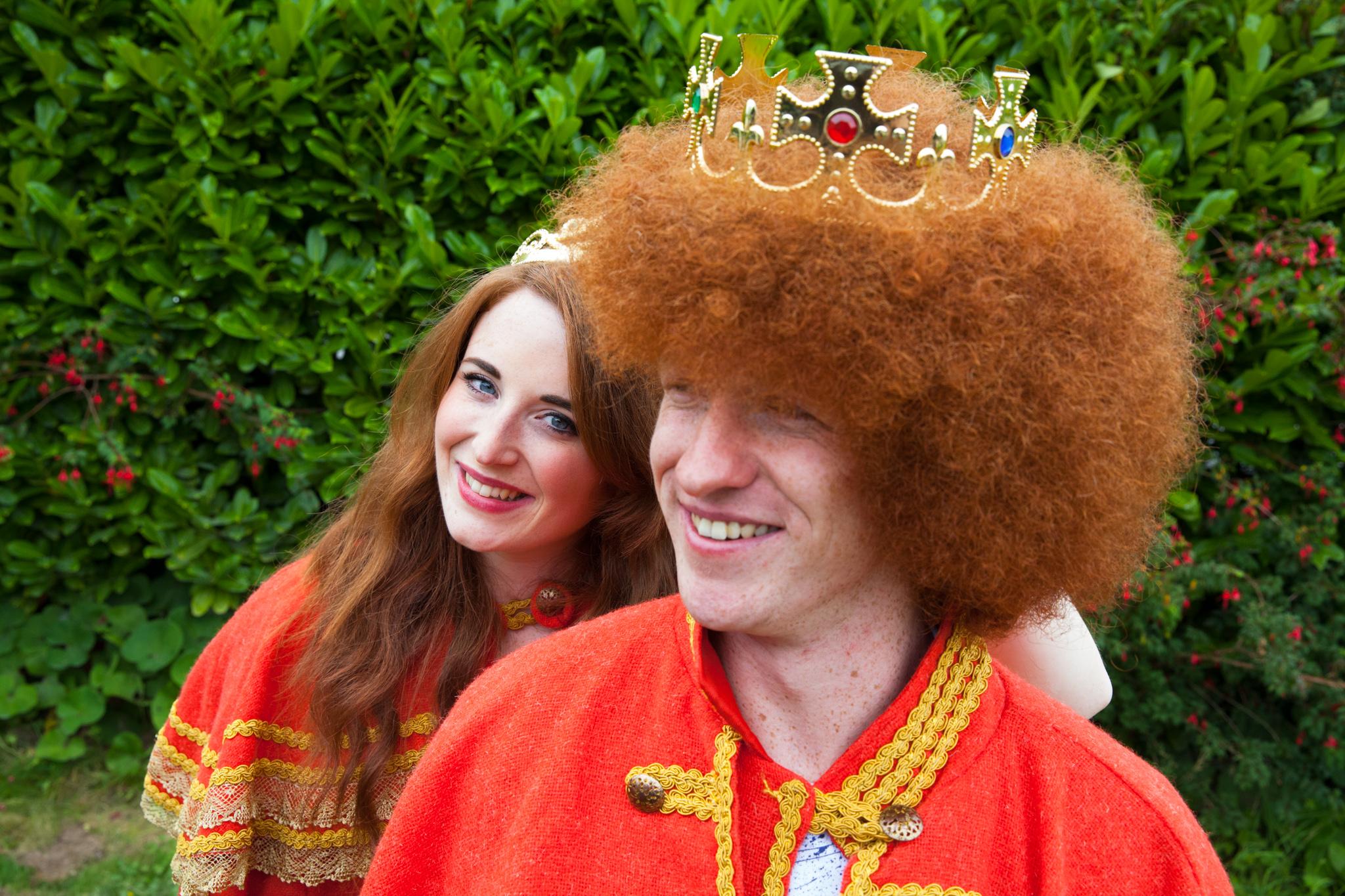 Irish People Red Hair Hairstylegalleries Com