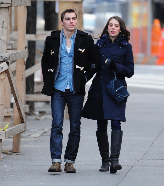 Dave Franco And Alison Brie Are Reportedly Engaged