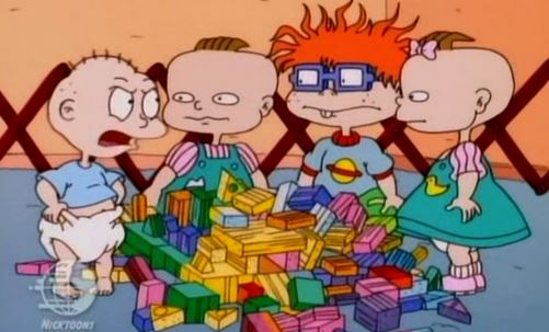 is rugrats making a return to tv her ie