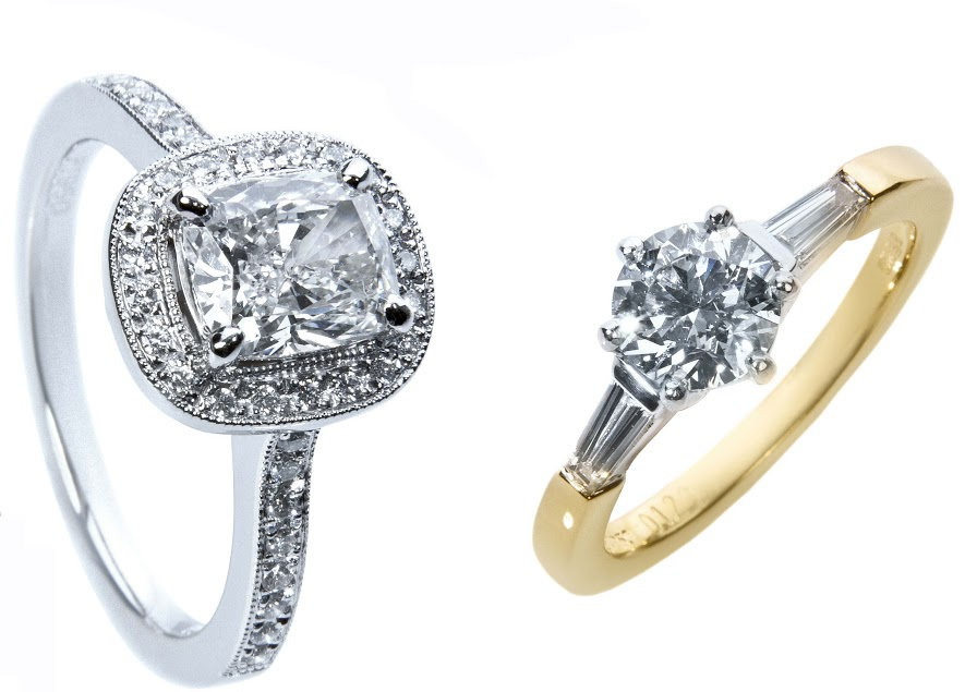 Irish women39s tastes in engagement rings are changing herie for Ideas for redesigning wedding rings