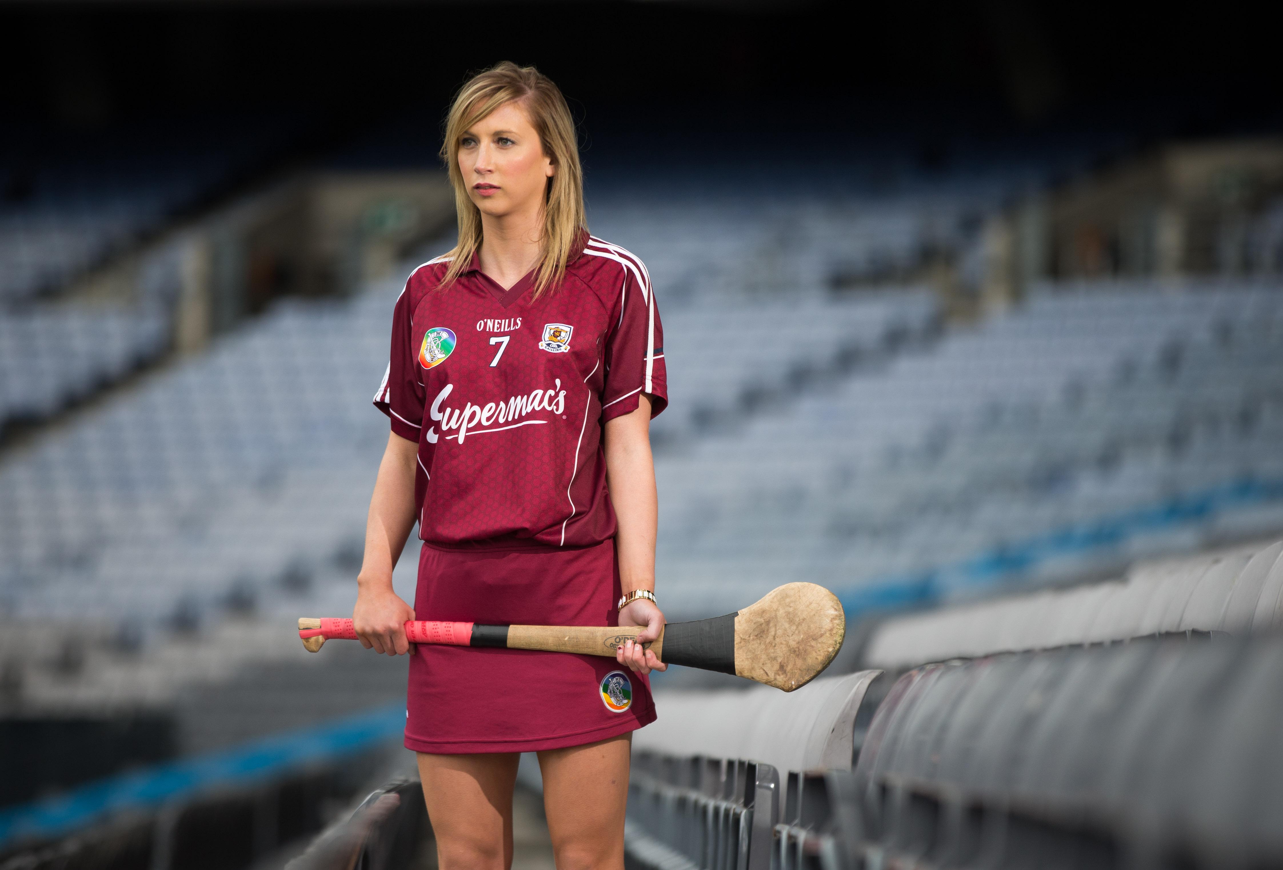 Niamh Kilkenny of Galway
