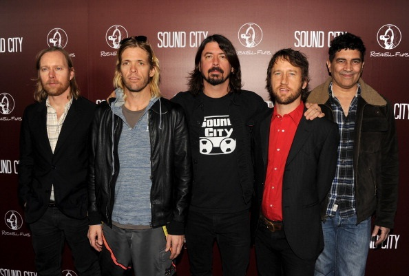 Foo Fighters announce Dublin and Belfast shows