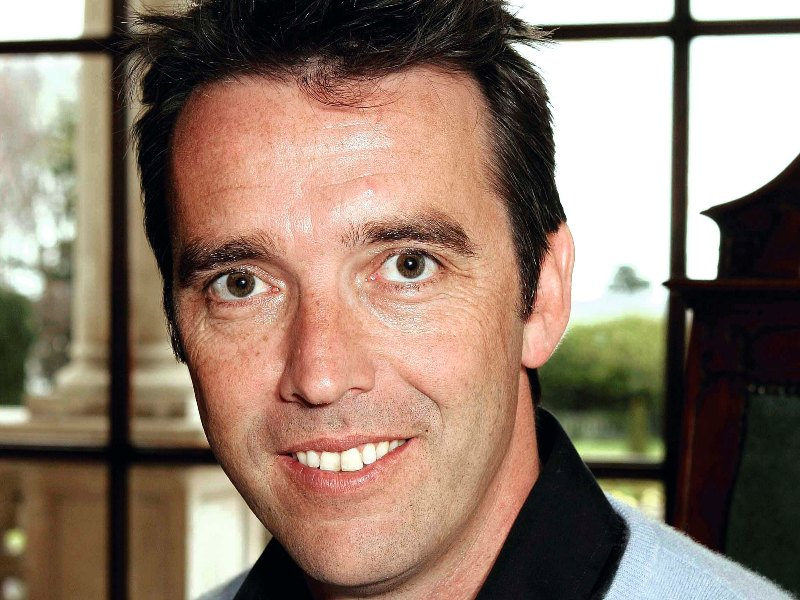RTÉ's Celebrity Jigs 'n' Reels contestant Kevin Dundon Photography by Brendan Duffy. NO REPRODUCTION FEE.