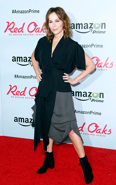 attends the Amazon Red Oaks screening premiere in New York City, New York on September 29, 2015.