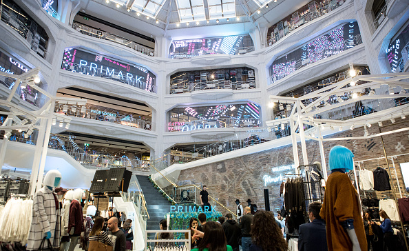15bd662338b PICTURE  Penneys Open Their Flagship Store In Madrid... And It s ...
