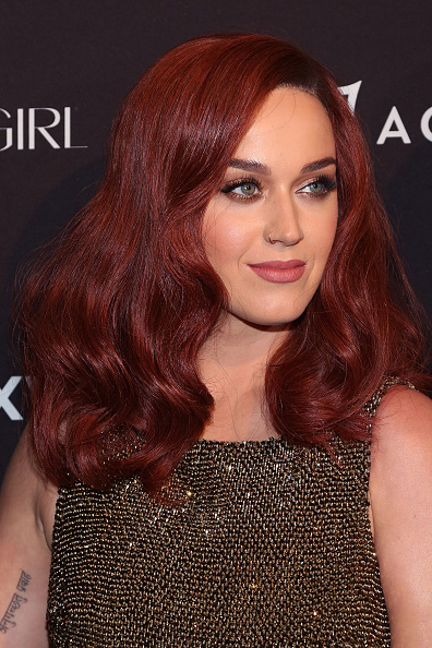NEW YORK, NY - SEPTEMBER 16: Katy Perry attends the 2015 Harper ICONS Party at The Plaza Hotel on September 16, 2015 in New York City. (Photo by Taylor Hill/FilmMagic)