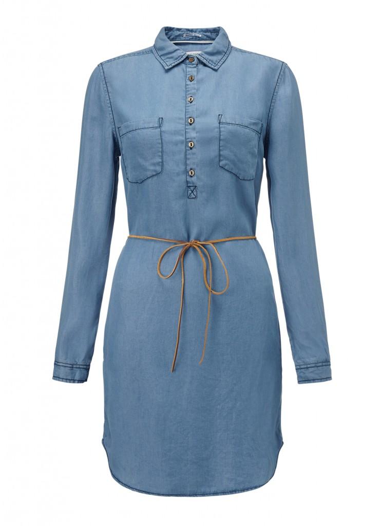 HILFIGER DENIM Indigo Elvina dress - 119.00