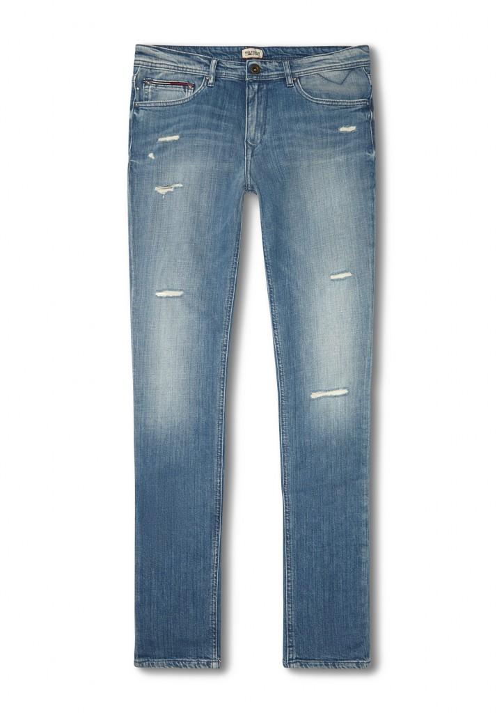 HILFIGER DENIM Claire Ledest strecth jeans - 129.00