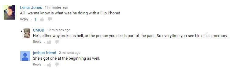 flip phone youtube