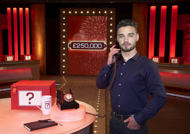 Television Programme: Deal Or No Deal with Noel Edmonds.