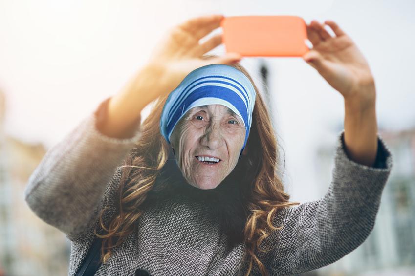 Teresa Selfie